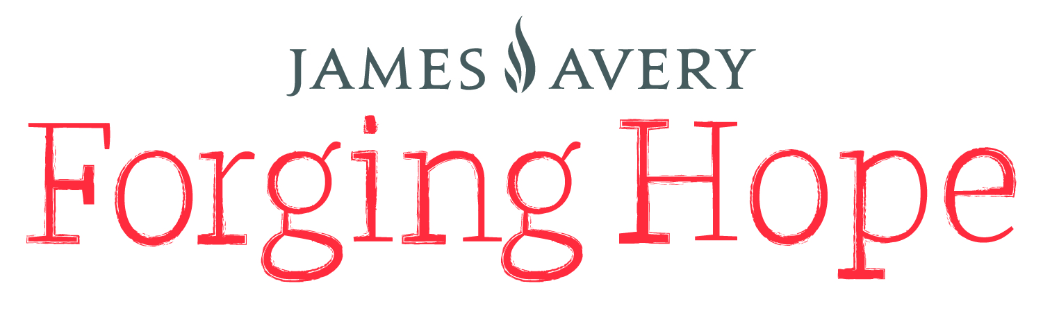 James Avery Forging Hope