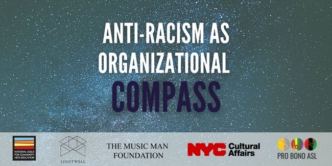 Anti-Racism as Organizational Compass